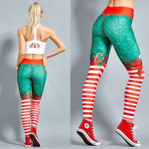 Holiday Workout Leggings 1 Holiday Workout Leggings