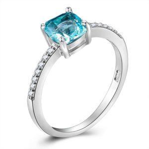 Crystal Birthstone Ring 1 Crystal Birthstone Ring