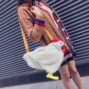 Chicken Shoulder Bag 1 Chicken Shoulder Bag